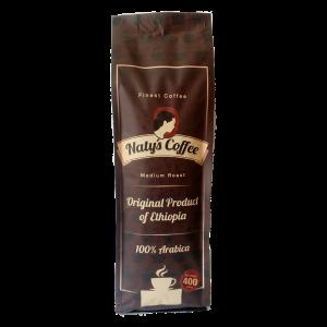 Zrnková káva Naty's Coffee